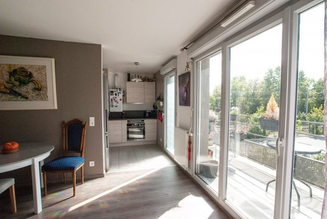 Vente appartement Mareil-marly 78750